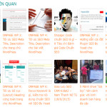 ONPAGE WP 11: Internal Links với Plugin Bài viết liên quan Related Posts