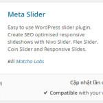 ONPAGE WP 15: Tạo trình diễn Slide ảnh WordPress với Plugin Meta Slider